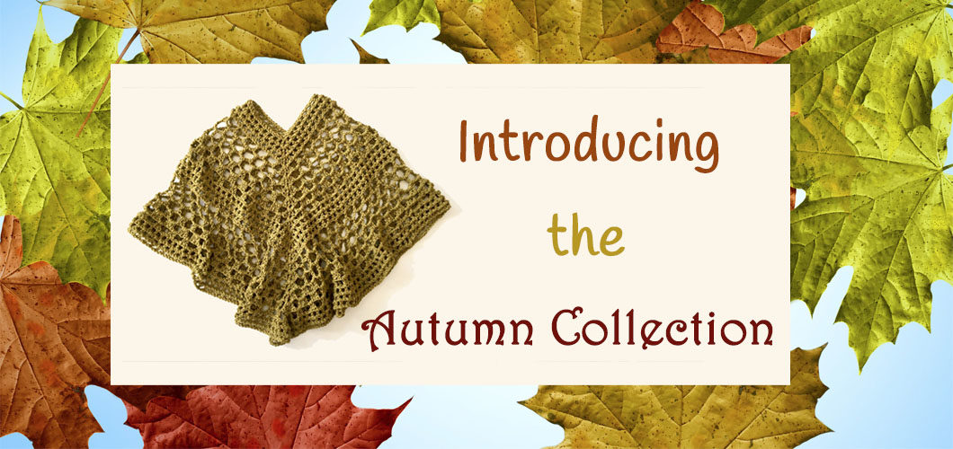 Autumn Collection of crochet patterns by Little Monkeys Design