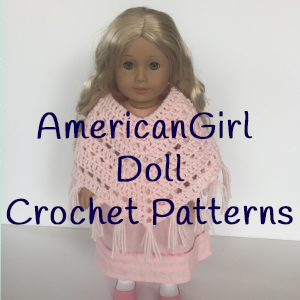 American Girl Doll Crochet Patterns