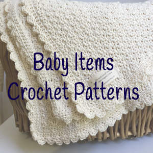 Baby and Baby Blanket Crochet Patterns