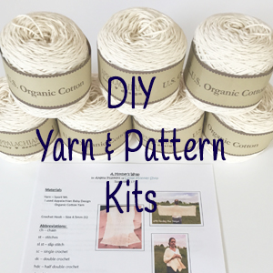 DIY Yarn and Pattern Kits