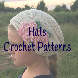 Hats Crochet Patterns