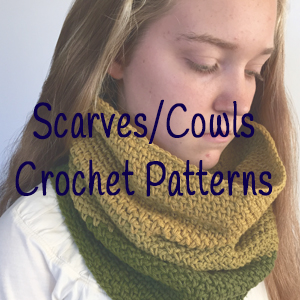 Scarves/Cowls Crochet Patterns