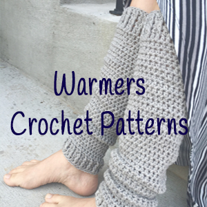 Warmers Crochet Patterns