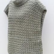 crochet pattern poncho women