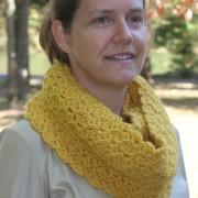queens lace scarf crochet pattern by little monkeys designs