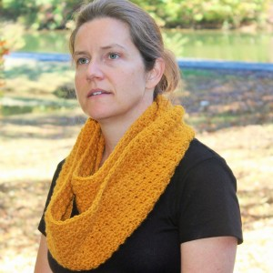 crochet pattern scarf for women
