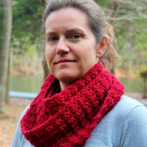crochet pattern scarf women marian little monkeys designs