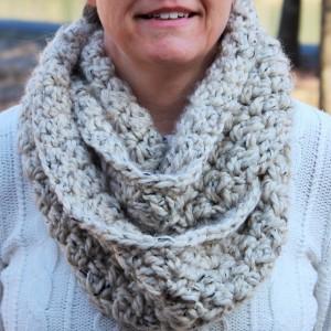 emmas chunky scarf crochet pattern