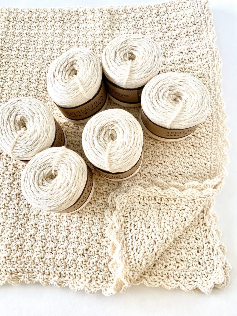 Pure and Simple Baby Blanket kit