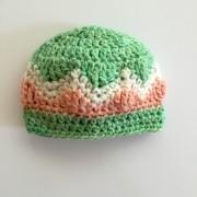 crochet pattern hat little monkeys designs alpine hat newborn