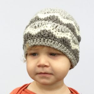 Alpine hat crochet pattern by little monkeys designs