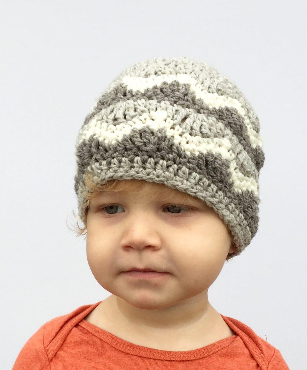 alpine hat crochet pattern by little monkeys designs toddler size