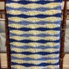 Benjamin baby blanket crochet pattern by Little Monkeys Designs
