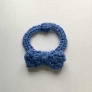 Bow Tie crochet pattern by Little Monkeys Designs