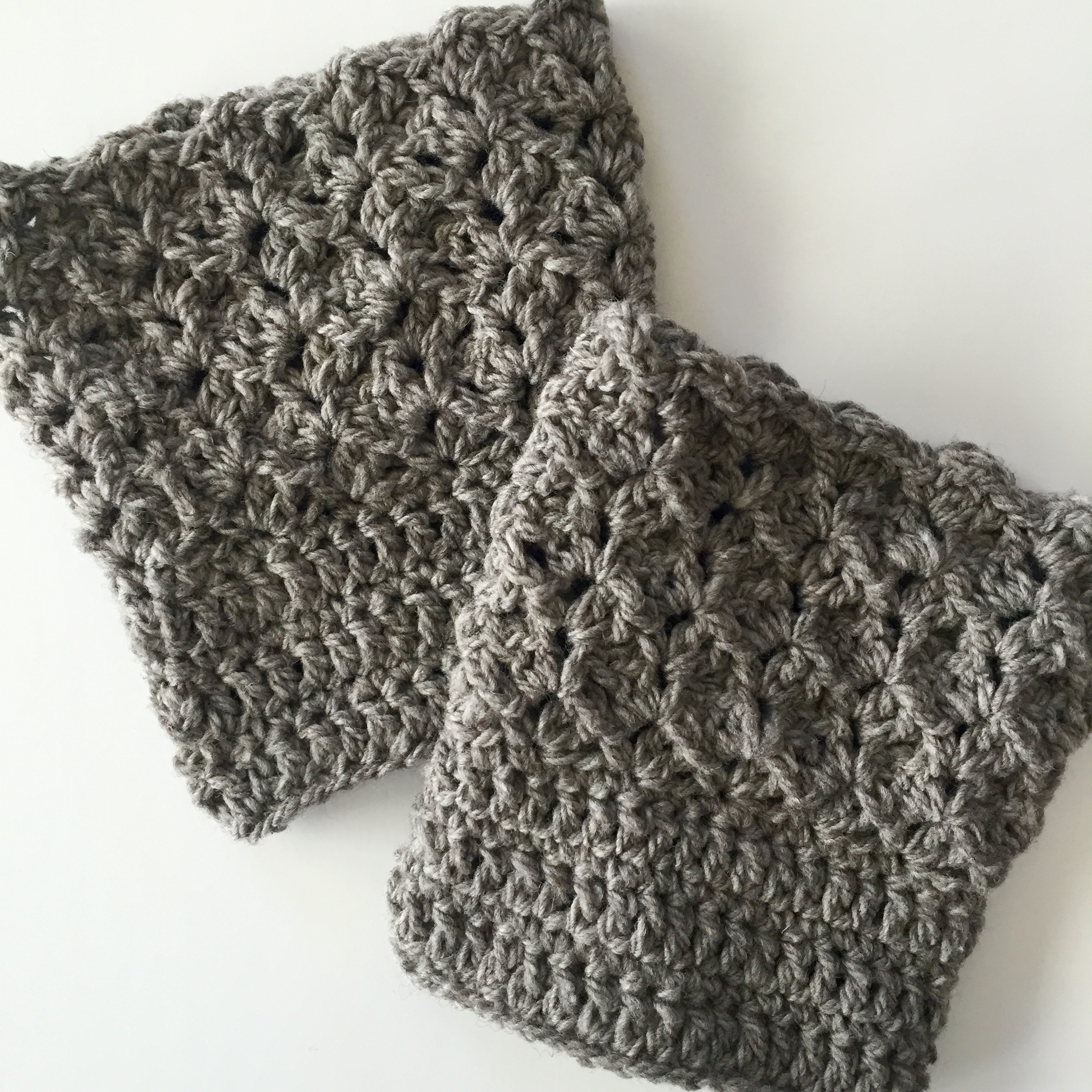 Crochet Boot Cuffs With Lace Pattern : Crochet Pattern - Queens Lace Boot Cuffs - Boot Socks for ...
