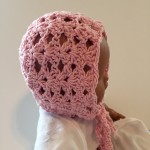 crochet pattern baby bonnet princess charlotte little monkeys designs pink