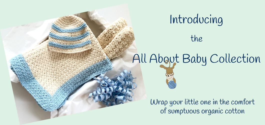 all about baby collection of crochet patterns
