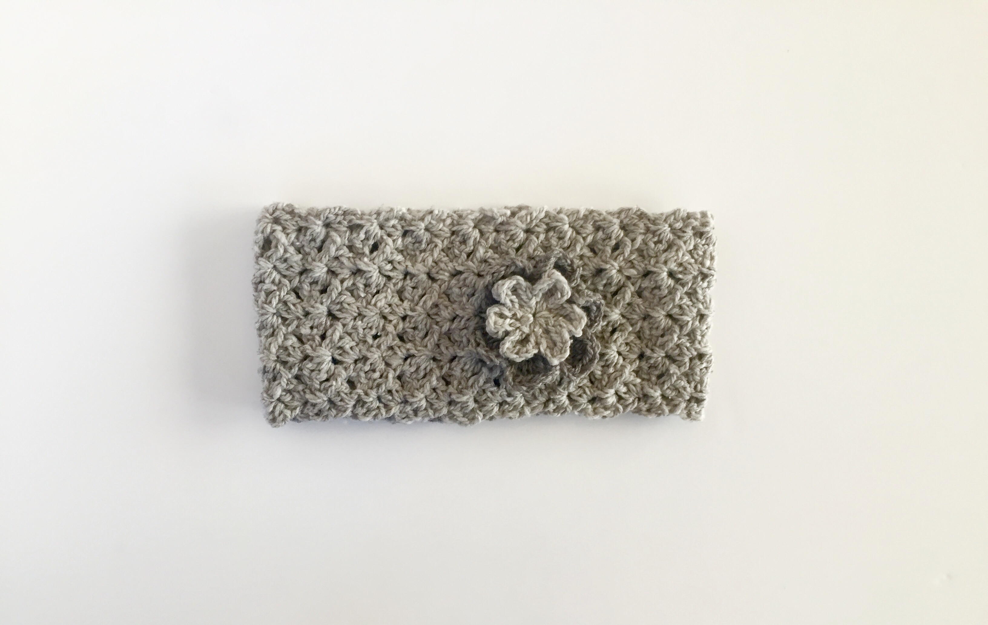Crochet Pattern Queen S Lace Ear Warmer To Fit Toddlers