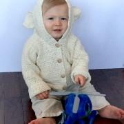 baby cardigan crochet pattern appalachian baby design yarn