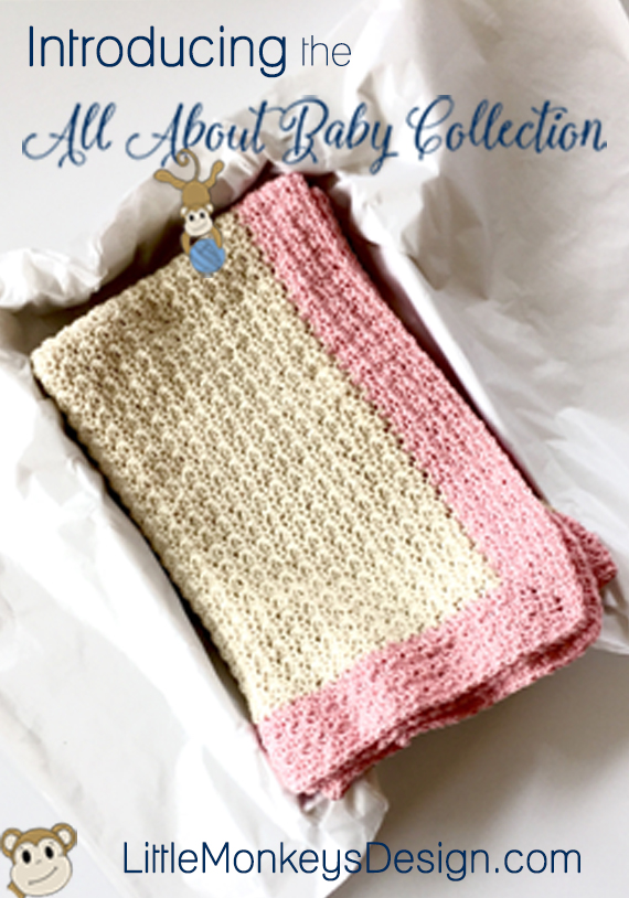 crochet pattern set