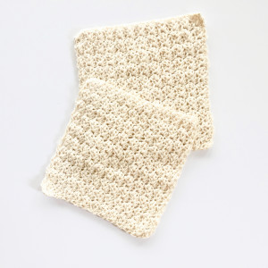 organic cotton wash cloth crochet pattern wash cloth kit