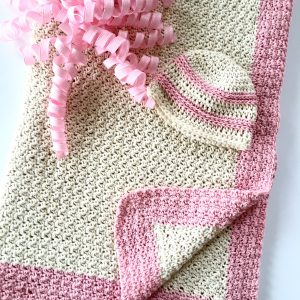 All About Baby Collection Baby blanket crochet patterns by Little Monkeys Designs