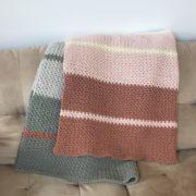 Dream Weaver blanket crochet pattern couch throw