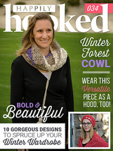 Happily Hooked Magazine Jan/Feb 2017