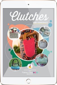 Star Clutch - Clutches and Handbags Pattern Pro Pack Sept. 2017