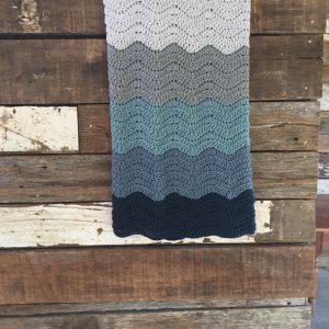 Wedding Blanket Crochet Pattern by Little Monkeys Designs