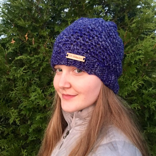 Crochet Hat Pattern by Little Monkeys Design.