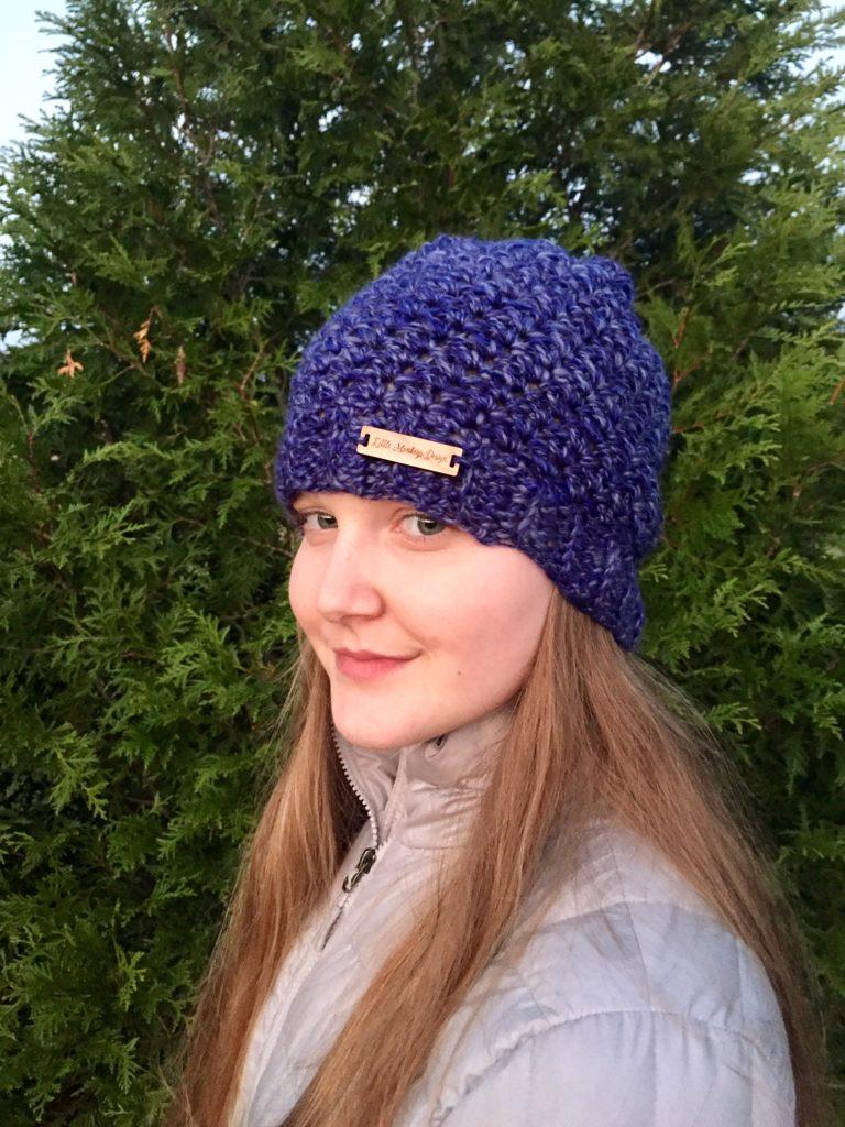 Crochet Hat Pattern by Little Monkeys Design.