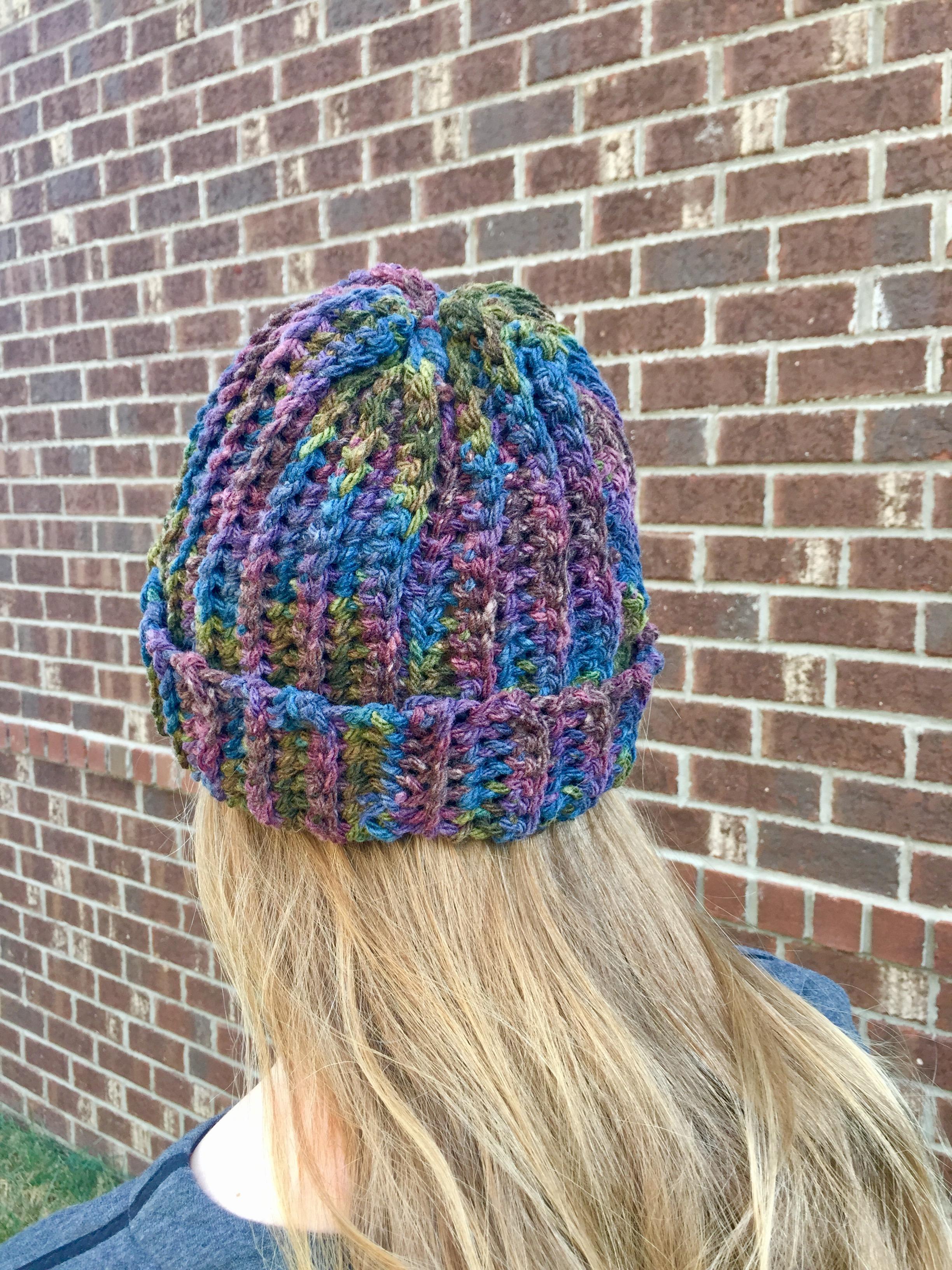 Urban beanie hat crochet pattern by little monkeys designs bankloansurffo Image collections