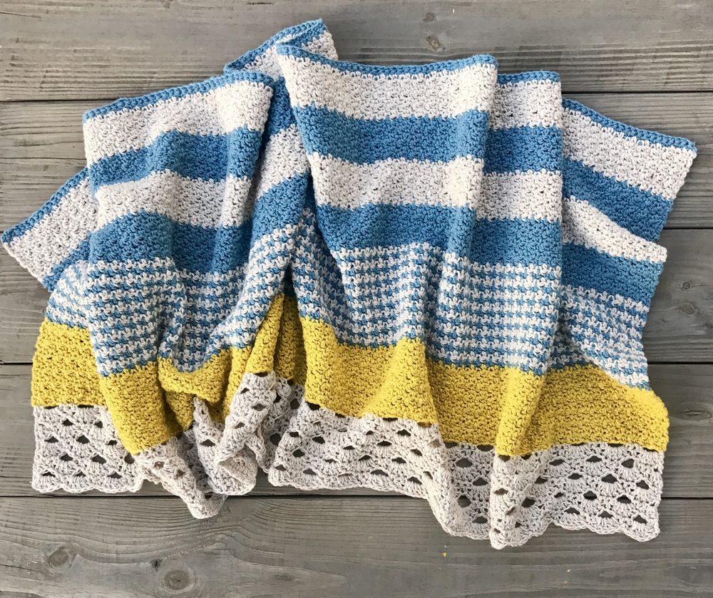 Transitions collection of shawl crochet patterns by little monkeys monday morning shawl by little monkeys design a modern shawl crochet pattern bankloansurffo Image collections