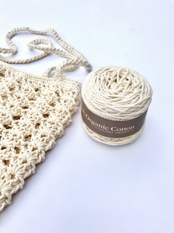 Chunky Weight Organic Cotton Yarn By Little Monkeys Designs