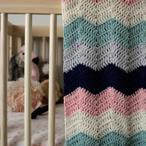 Perfection! Baby Blanket crochet pattern - crochet baby blanket pattern - crochet baby blanket kit - organic cotton baby blanket