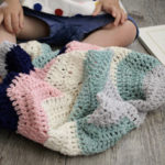 Perfection! Baby Blanket crochet pattern - crochet baby blanket pattern - modern ripple stitch blanket - organic baby blanket - perfect baby gift