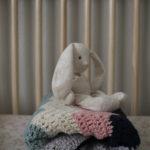 Perfection! Baby Blanket crochet pattern - crochet baby blanket pattern - modern ripple stitch blanket pattern