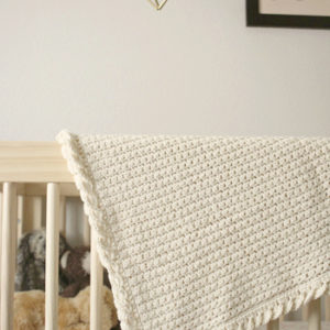 Pure Love crochet baby blanket pattern baby blanket - baby blanket crochet pattern - crochet baby blanket pattern - baby blanket crochet pattern kit - organic cotton baby blanket - Collection of Baby blanket crochet patterns