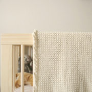 Pure Love crochet pattern baby blanket - baby blanket crochet pattern - crochet baby blanket pattern - baby blanket crochet pattern kit - organic cotton baby blanket by Little Monkeys Design
