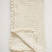 Pure Love crochet pattern baby blanket - baby blanket crochet pattern - crochet baby blanket pattern organic cotton baby blanket by Little Monkeys Design