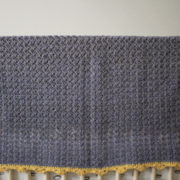 Royal Baby Blanket crochet pattern by Little Monkeys Design - large baby blanket easy crochet pattern - baby blanket crochet pattern kit
