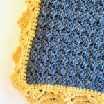 Royal Baby Blanket sneak peek - organic baby blanket