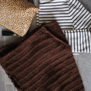 Harper Poncho crochet pattern for women, perfect layering poncho, easy poncho crochet pattern by Little Monkeys Design