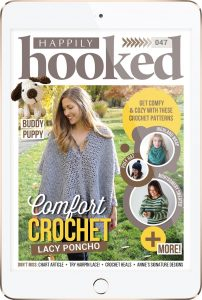 Happily Hooked Magazine February 2018