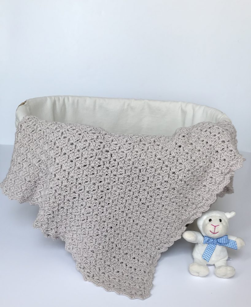 Oh, So Sweet baby blanket