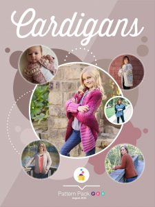 Cardigan crochet patterns