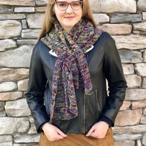 Stay Warm Cowl crochet pattern by Little Monkeys Designs - easy cowl crochet pattern - Wrapped up in Warmth collection of crochet patterns