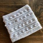Snow Drifts Cowl crochet pattern by Little Monkeys Designs - women cowl crochet pattern