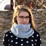 Snow Drifts Cowl crochet pattern by Little Monkeys Designs - Wrapped up in Warmth collection of crochet patterns